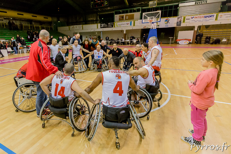 Coupe d 39 europe de basket handisport toulouse 2 - Resultat coupe d europe basket ...