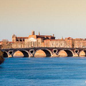 Le pont Neuf de Toulouse
