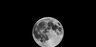 La Super Lune apparait plus grosse et plus lumineuse