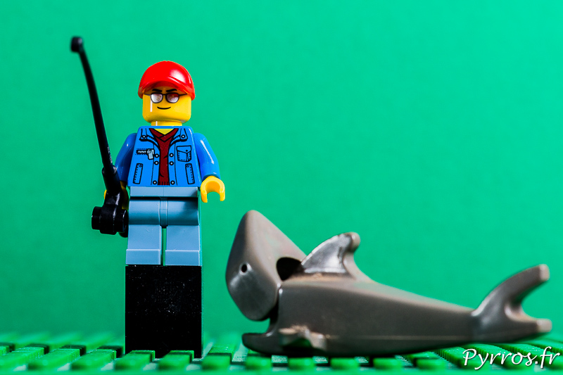Ouverture de la peche, un requin dans les filets