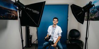 Sylvain Teissier photographe en milieu hospitalier
