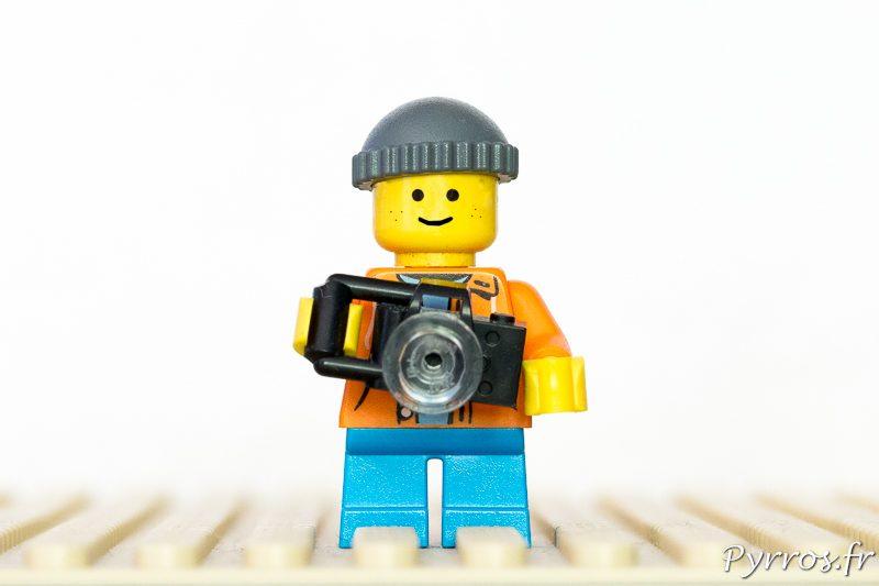 Le mode automatique permet juste de s'amuser à être photographe