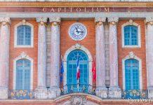 Cadran de l'horloge du Capitole