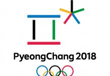 Logo Jeux Olympiques d'Hiver à Pyeongchang