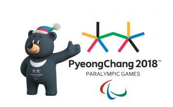 Logo des Jeux Paralympiques de PyeongChang