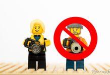 Les photographes de rue vont devoir porter un gilet fluo