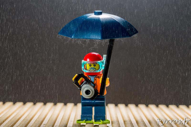 Comment faire des photos sous la pluie ?