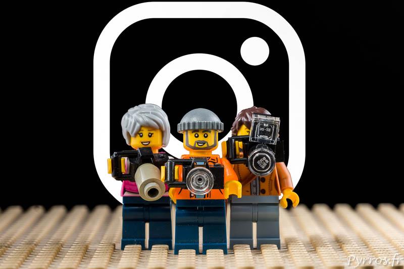 J'ai ouvert un compte instagram : @photopyrros