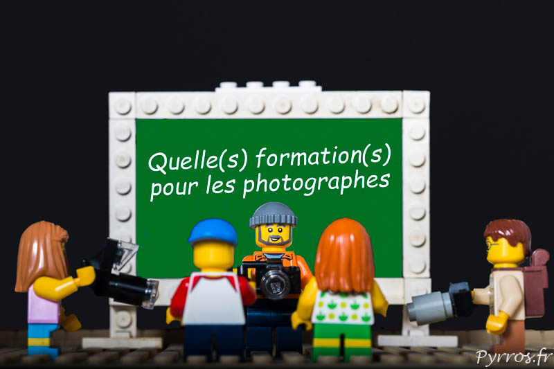 Quelle formation choisir pour devenir photographe ?